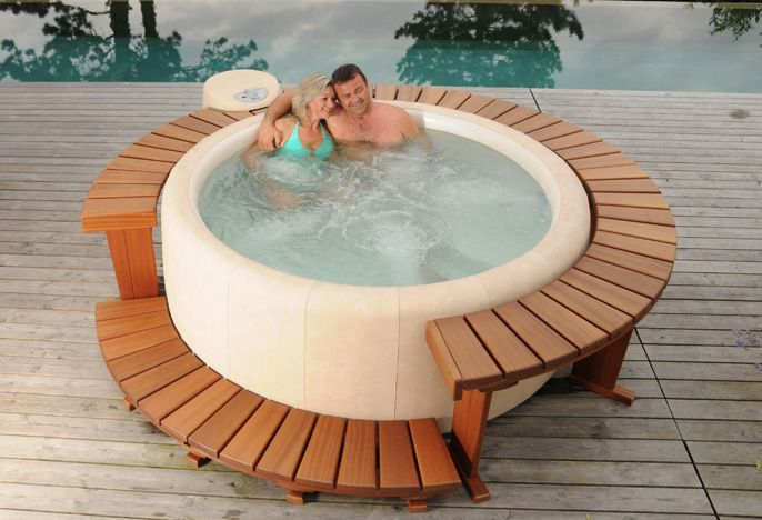 Der SOFTUB LEGEND 220